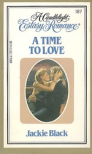 A Time to Love by Jackie Black