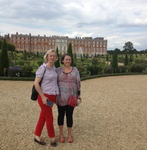 Hampton Court Palace with Sheila Bounford