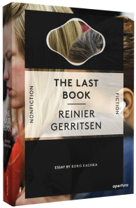Reinier Gerritsen's The Last Book