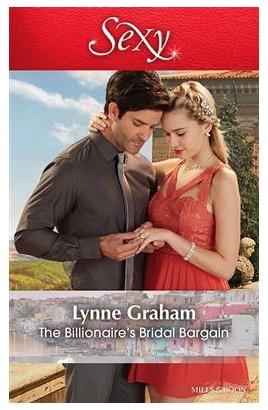 The Billionaire's Bridal Bargain by Lynne Graham