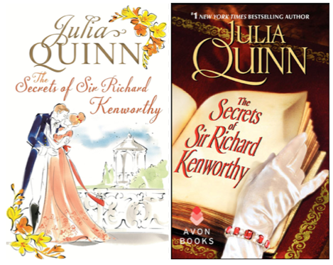 Julia Quinn The Secrets of Sir Richard Kenworthy
