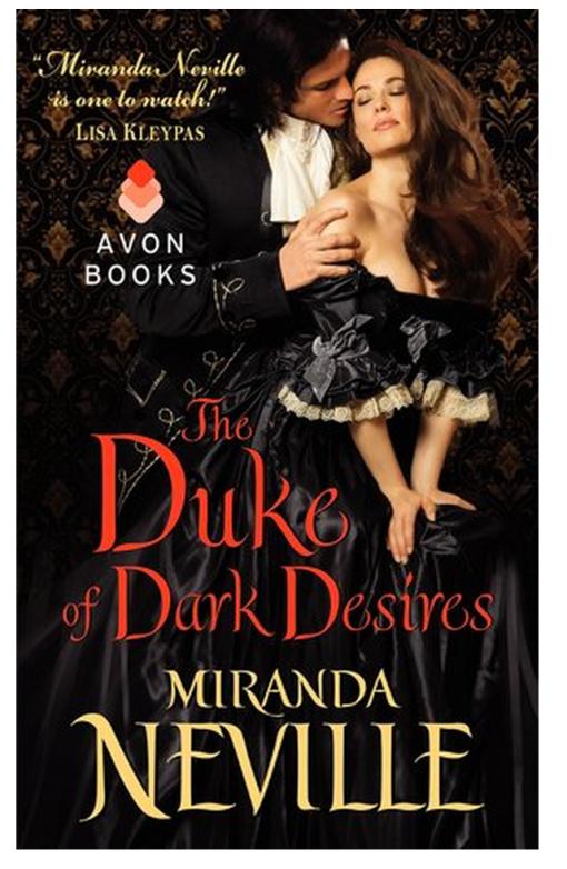 Duke of Dark Desires by Miranda Neville