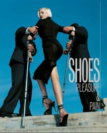 V&A Shoes: Pleasure and Pain