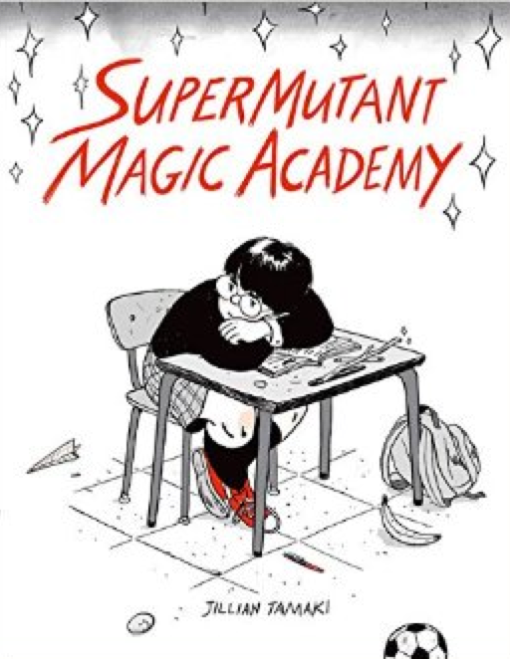 SuperMutant Magic Academy