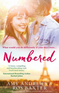 Numbered by Amy Andrews and Ros Baxter