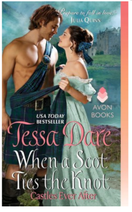 When a Scot Ties a Knot by Tessa Dare