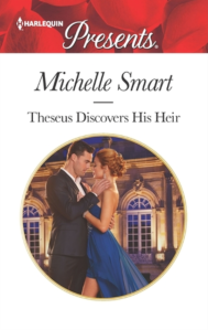 Theseus Discovers His Heir by Michelle Smart