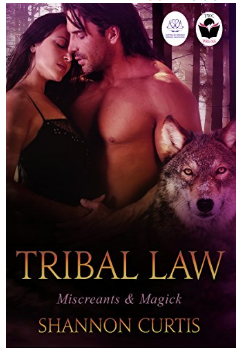 Tribal Law by Shannon B. Curtis
