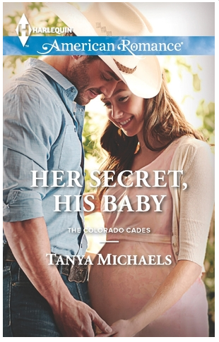 Her Secret, His Baby by Tanya Michaels