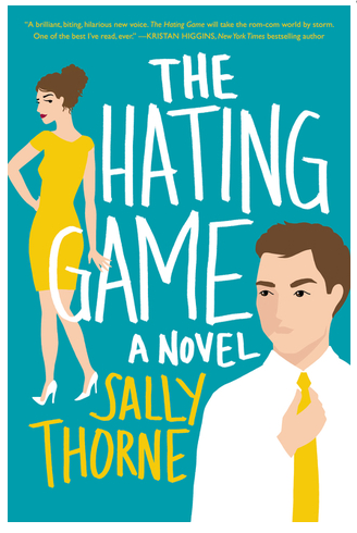 The Hating Game with a side of vomit – Shallowreader