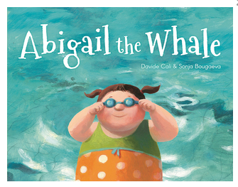 Abigail the Whale picture book