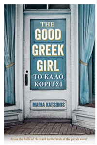 The good greek girl by Maria Katsonis