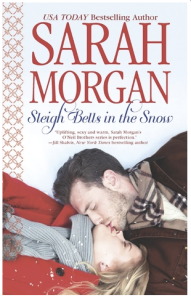 Sleigh bells in the Snow by Sarah Morgan
