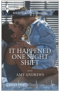 It happened one night shift by Amy Andrews