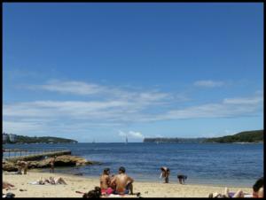 Fairlight Beach, Sydney.