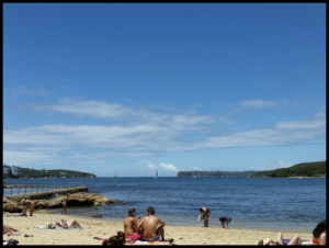 Fairlight Beach, Sydney.