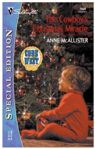 Cowboy's Christmas Miracle by Anne McAllister
