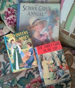 Abbey Girl books