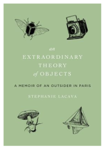 an extraordinary theory of objects a memoir of an outsider in paris by stephanie lacava