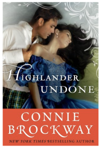 Highlander Undone by Connie Brockway