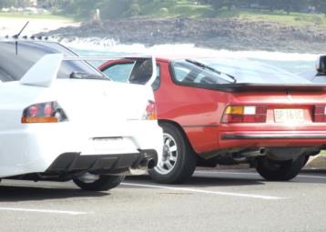 Wade's Car
