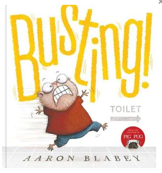 Aaron Blabey's Busting