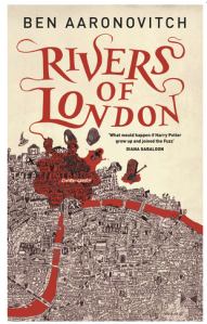 Ben Aaronovitch's The Rivers of London