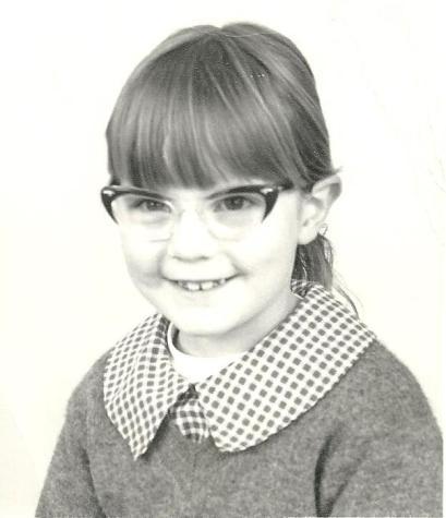 Kaetrin age 5