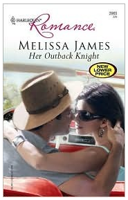 Melissa James' Her Outback Knight