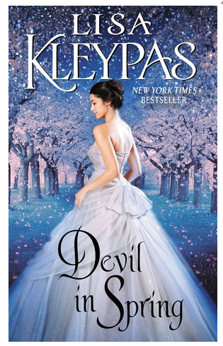 Lisa Kleypas' The Devil in Spring