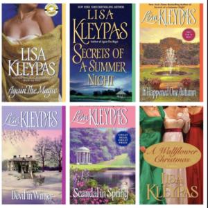 Lisa Kleypas's Wallflower series
