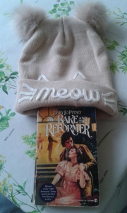 GrowlyCub beanie with Putney's The Rake and The Reformer