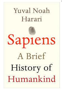 Sapiens by Yuval Harari