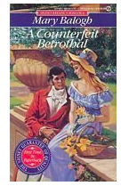 Balogh's Counterfeit betrothal