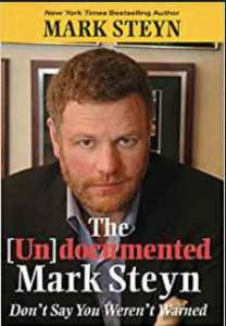 Mark Steyn book cover