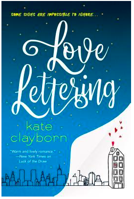 Book cover for Love Lettering